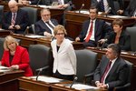 Kathleen Wynne's Throne Speech at Queen's Park.